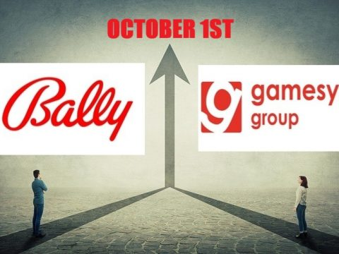 Ballys Gamesys Merger