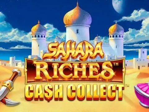 Sahara Cash Collect Logo