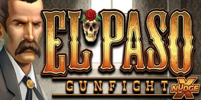 El Paso Gunfight Slot Logo