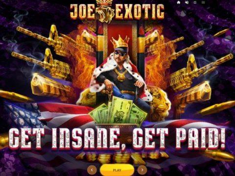 Joe Exotic Slot